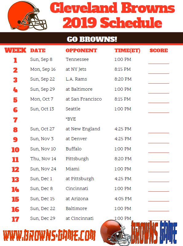Browns Game | Live Stream, TV schedule, Cleveland Browns, Football, Today/Tonight, How to watch, Free, Online, 2019